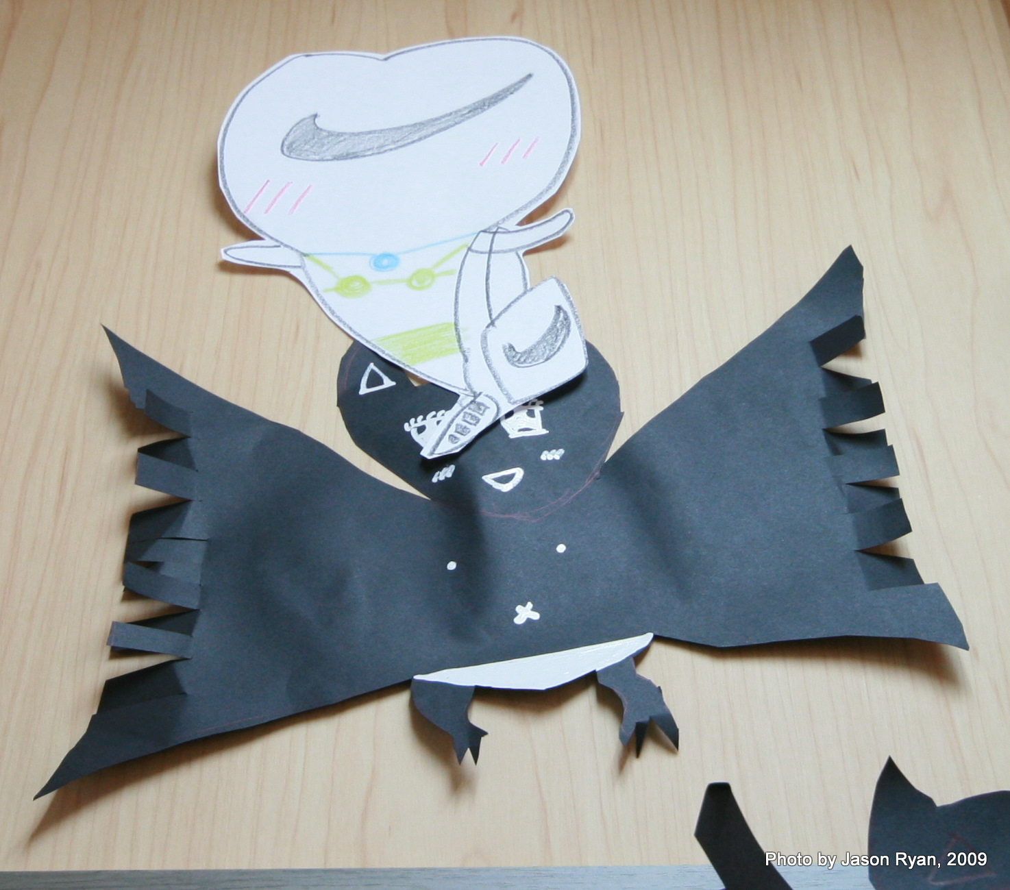 efl classroom halloween culture lesson craft activity and display