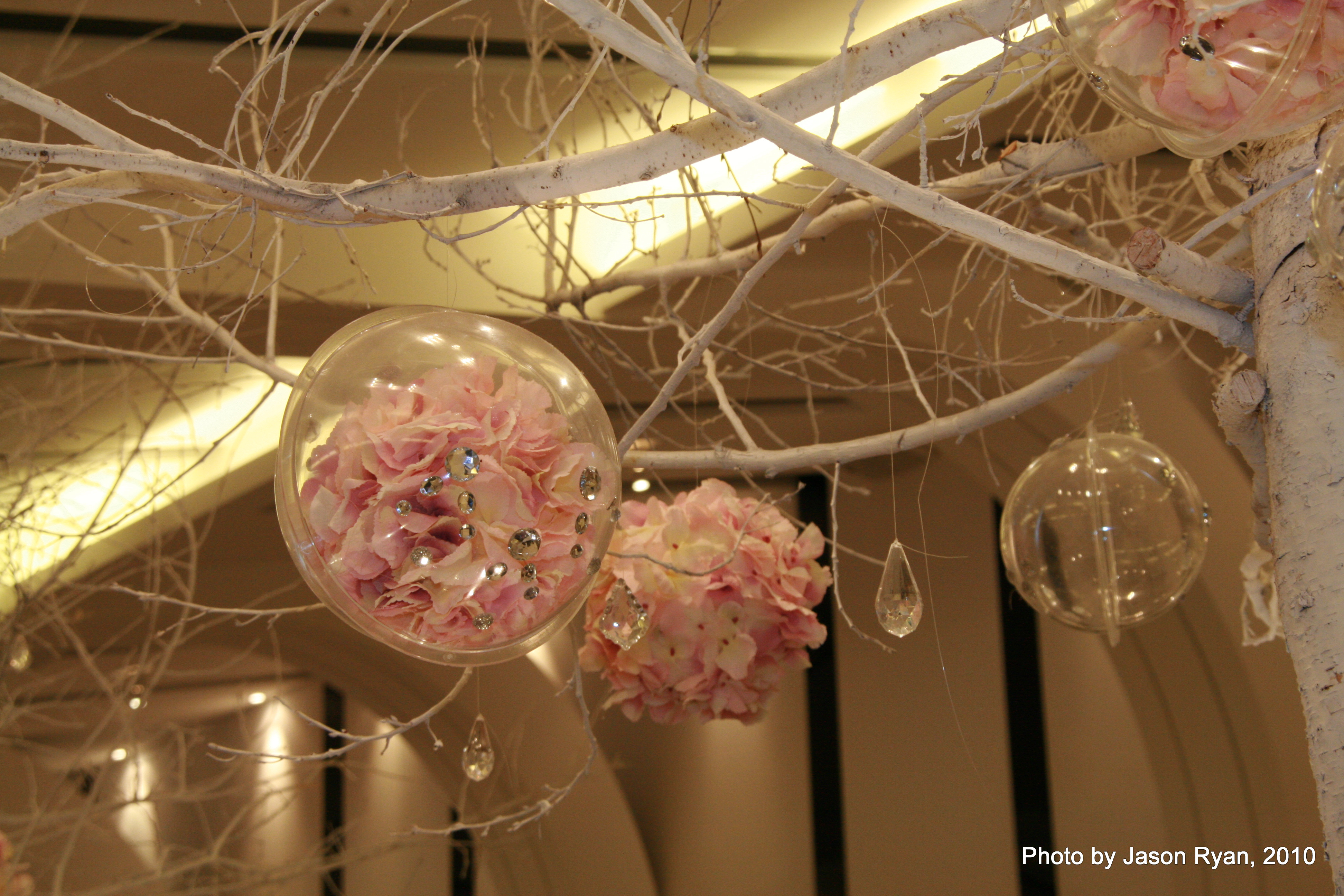 korean wedding flower