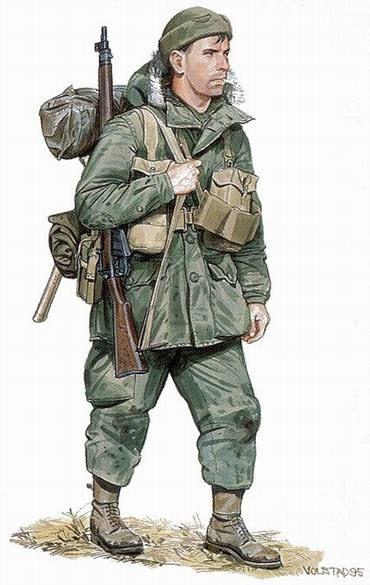 Korean War Uniform 33
